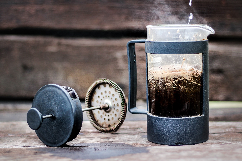 caffè french press