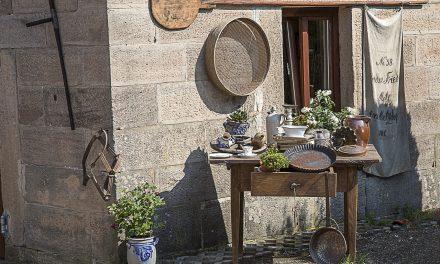 Idee e decorazioni per una tavola country