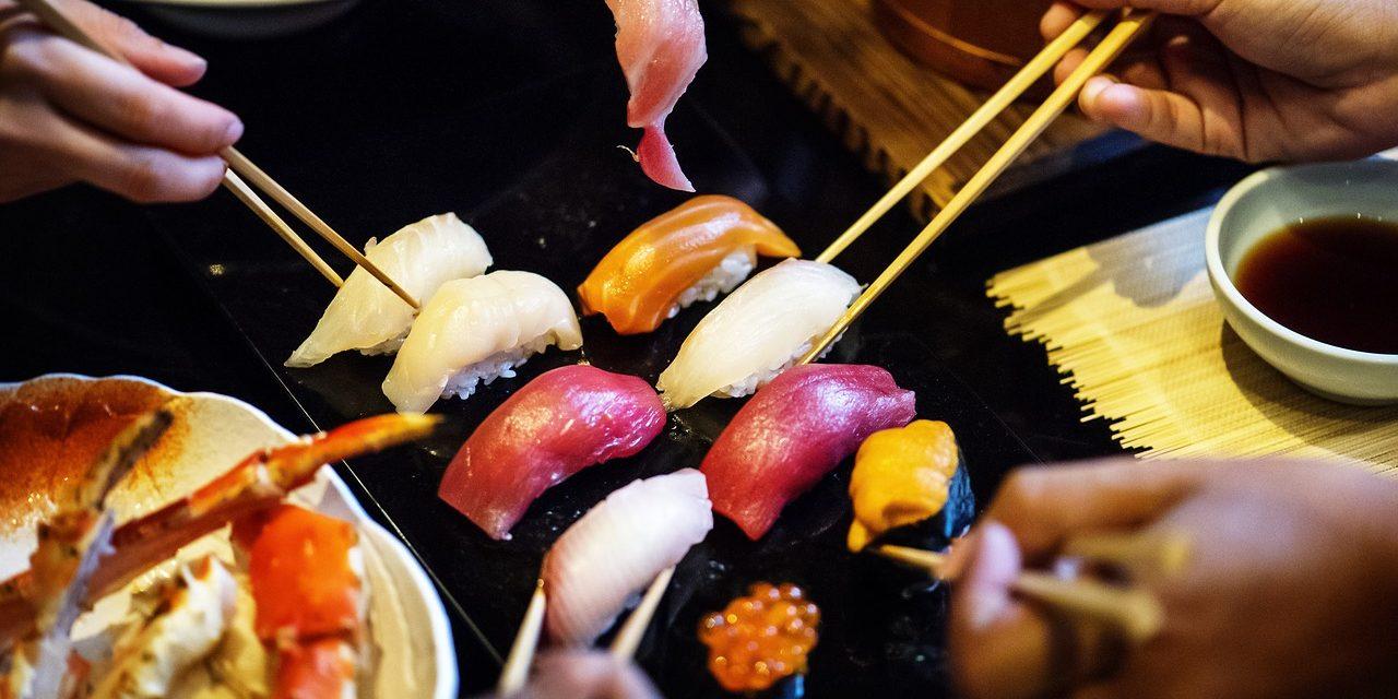 4 regali originali per gli amanti del sushi