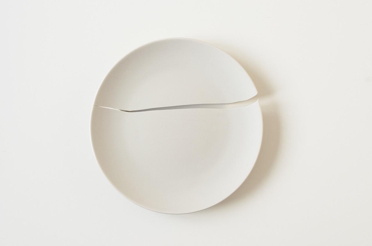ceramica e silicone in cucina