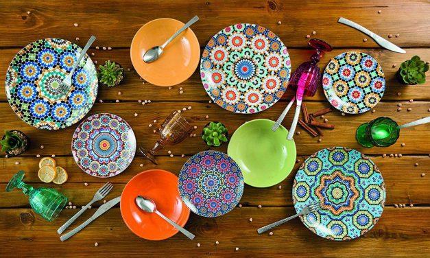A ciascuno il suo: i migliori materiali per il tuo set di piatti da cucina