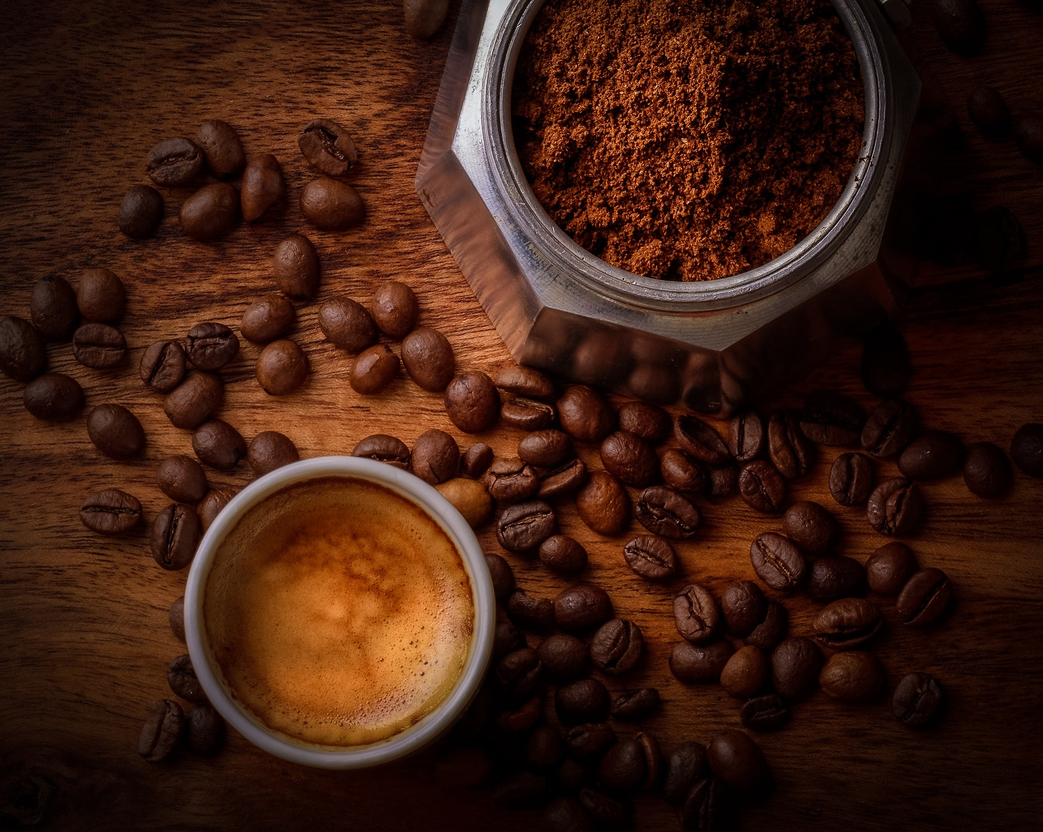 caffè shakerato ingredienti