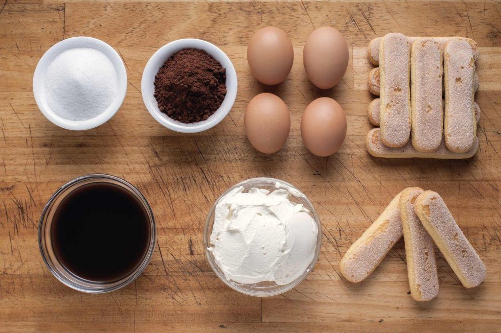 ingredienti tiramisù