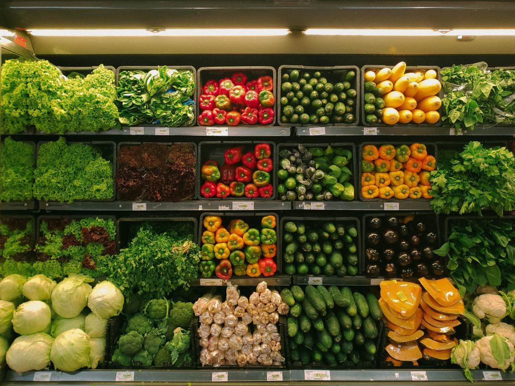 prodotti di stagione ideali per la salute  al supermercato
