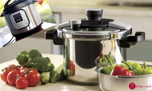 Cucinare nella pentola a pressione – Guida Pratica