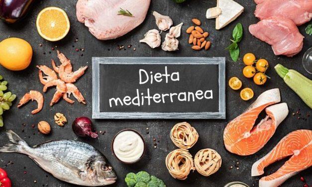 Dieta mediterranea- cosa mangiare?