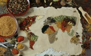 cibo nel mondo curiosità