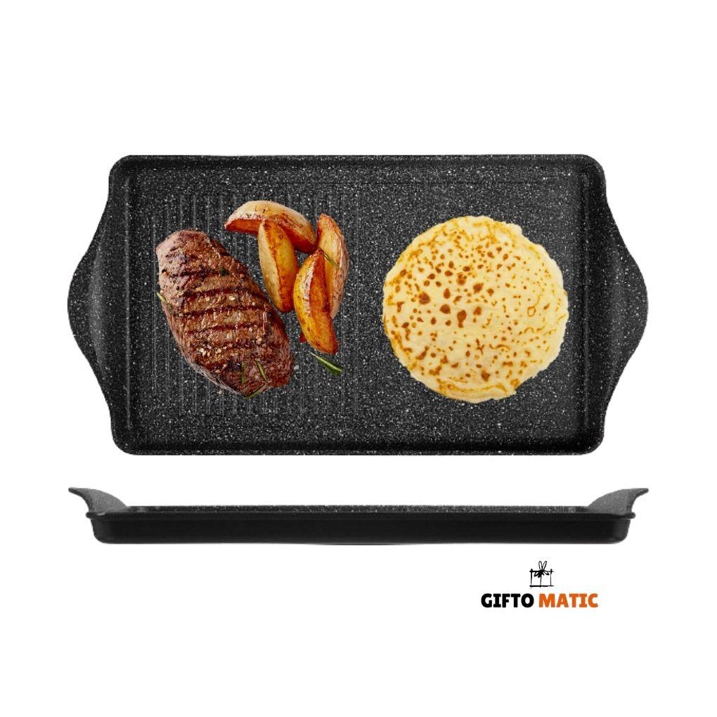 padella doppia e bistecchiera