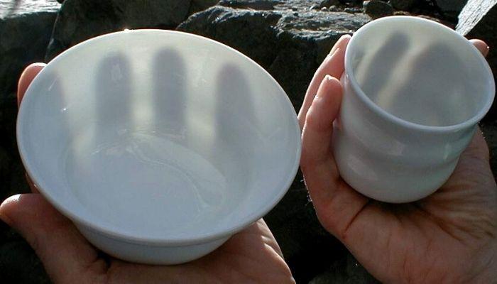 come riconoscere la qualità della porcellana