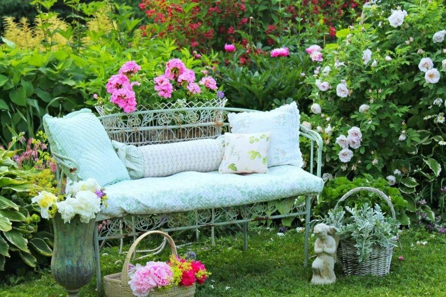 Come organizzare un giardino