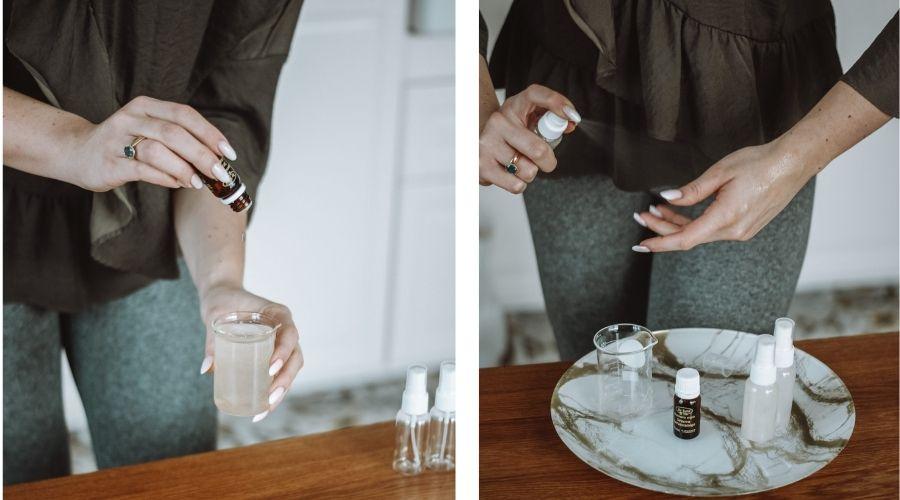 come fare un gel igienizzante mani