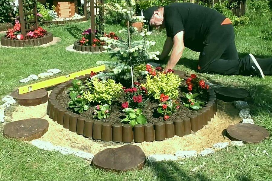 Come organizzare un giardino economico
