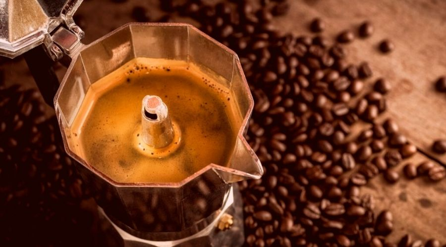 Caffè cremoso