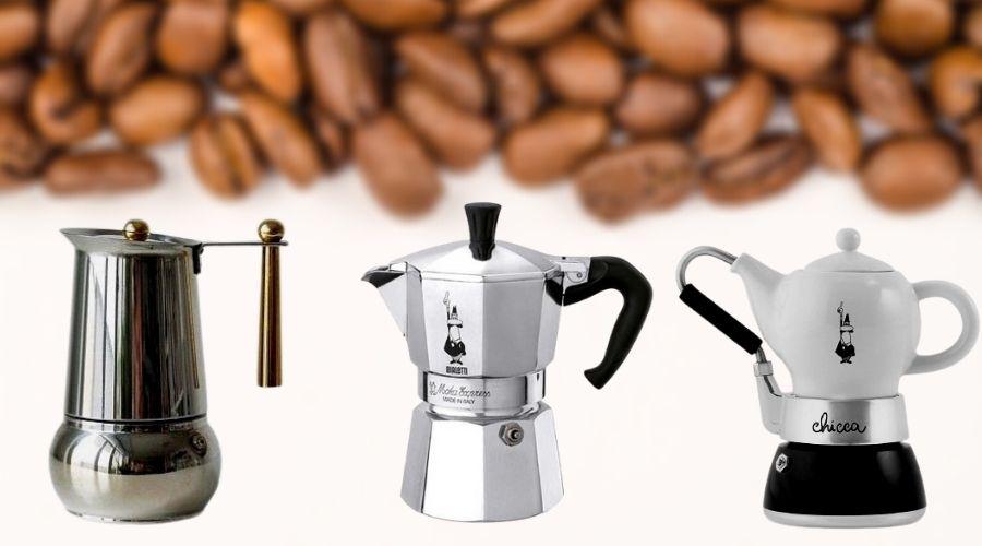 migliori caffettiere