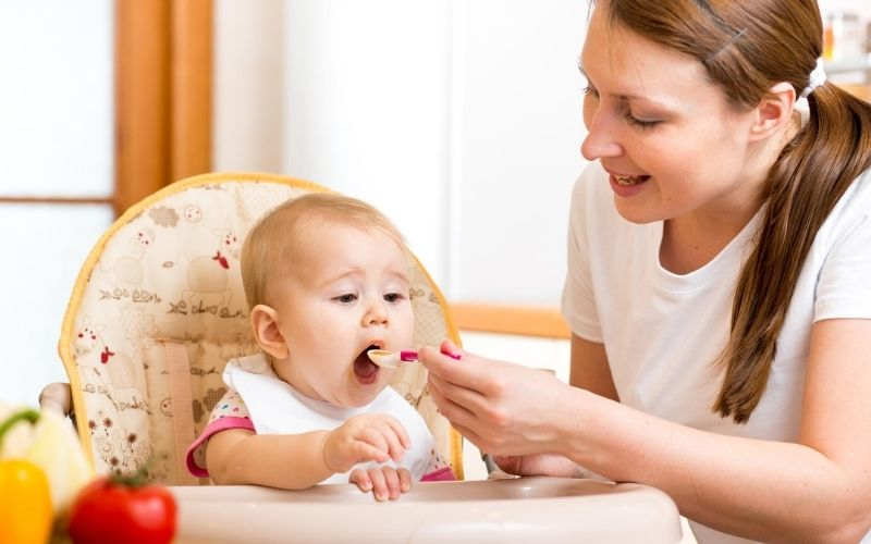 allergie alimentari bambino