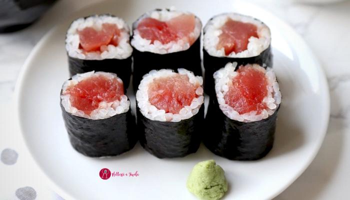 tonno rosso sushi